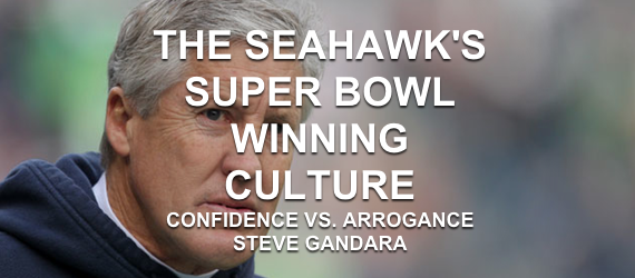 Pete Carroll Super Bowl Seattle Seahawks Business Culture